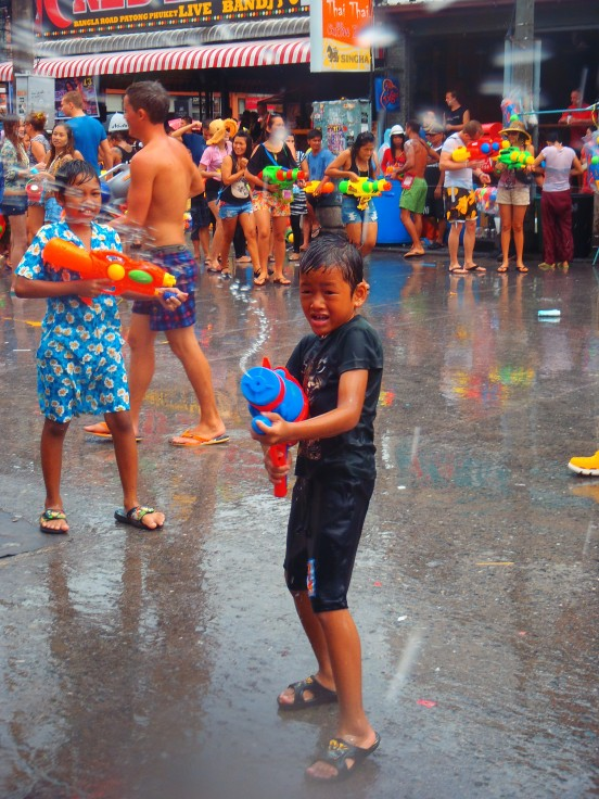 Songkran, Thailand 2013