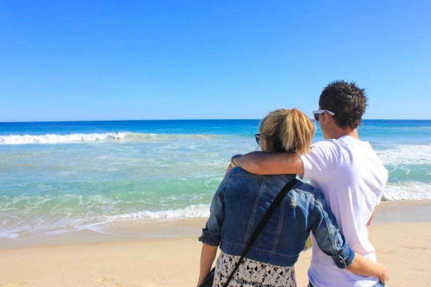 Why travelling helped me to fall in loveagain.