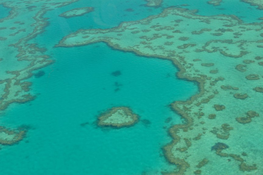 Australia: Reef and Whitehaven Sea Plane Scenic Tour – A Photo Diary