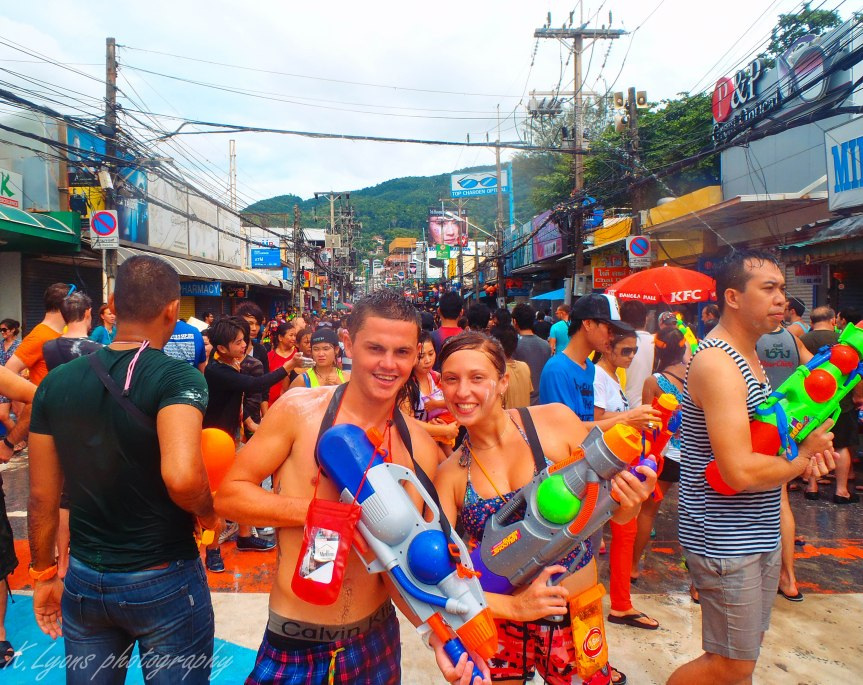 Thailand: Songkran – The Country-wide Waterfight