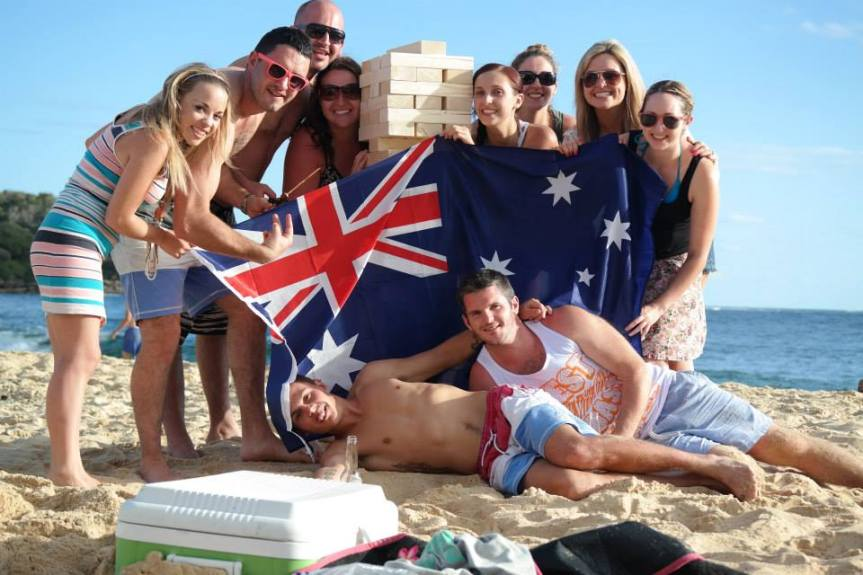 Living the Aussie Dream : How not to fall for the sponsorhip trap!