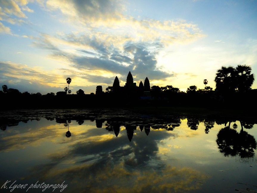 Cambodia: The Temples of Angkor- A Photo Diary